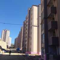Photo taken at Kent Konut 5.Etap Şantiyesi by Ali Y. on 6/24/2014