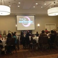 Photo taken at Sheraton Jacksonville Hotel by Sherry B. on 12/8/2012