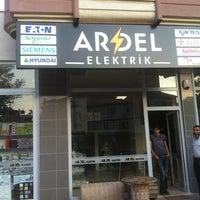 Photo taken at Ardel Elektrik by Şinasi G. on 6/18/2013
