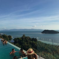 Photo taken at Bluerama Koh Phangan by Sabina K. on 3/3/2018