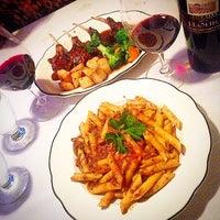 Photo taken at Forlini's Ristorante & Bar by Juninho N. on 11/10/2014