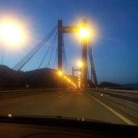 Foto tomada en Ponte de Rande por Gabriel G. el 5/13/2013