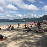 Photo taken at Courtyard by Marriott Phuket at Patong Beach by Yeliz Ç. on 1/23/2017