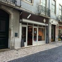 Photo taken at Xocoa Lisboa by José M. on 10/6/2012