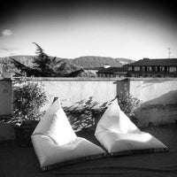 Photo taken at Plaza de la Cruz by Arraitz K. on 10/6/2013