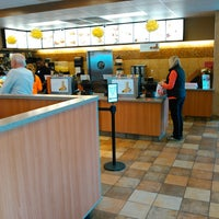 Photo taken at Chick-fil-A Hanes Mall Boulevard by Andy H. on 3/25/2015