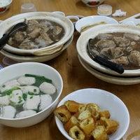 Photo taken at 云顶木清肉骨茶 by Vick L. on 9/14/2014