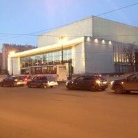 Снимок сделан в БКЗ «Октябрьский» пользователем Vyacheslav T. 4/24/2013