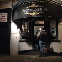 Photo taken at The Apothecarium by Billy L. on 3/2/2014