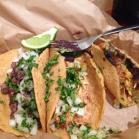 Photo taken at Uno Dos Tacos by Billy L. on 4/17/2015