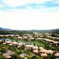 Photo taken at The Pavilions Phuket by Antony T. on 10/1/2012