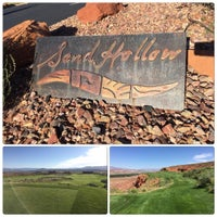 Photo taken at Sand Hollow Resort by Ted D. on 9/7/2016