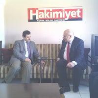 Photo taken at Hakimiyet Gazetesi by İlker A. on 1/30/2014