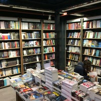 Photo taken at Boekhandel Van Piere by Jim B. on 5/20/2016
