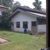 Photo taken at Kandang B Fakultas Peternakan IPB by Esa P. on 11/1/2012