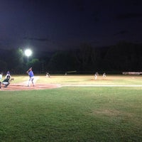 Photo taken at Stadio Baseball F.lli Toselli by Davide P. on 6/13/2014