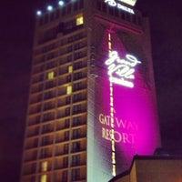 Photo taken at Grand Villa Casino by Aaron B. on 4/28/2013