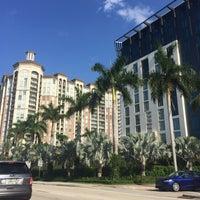 Photo taken at West Palm Beach by Bingül A. on 5/14/2017