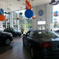 Photo taken at Volkswagen Gainesville by Mike R. on 8/12/2013