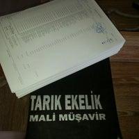 Photo taken at TARIK EKELİK  MALİ MÜŞÂVİRLİK by Tarık E. on 6/7/2014