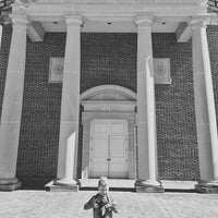 Photo taken at Sweet Briar College by Samuel S. on 3/9/2013