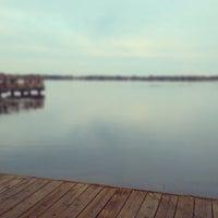Photo taken at West Lake by Liz S. on 10/1/2012