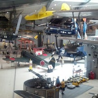 Photo taken at National Naval Aviation Museum by Dennis P. on 4/16/2013
