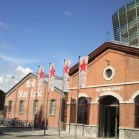 Photo taken at Red Star Line Museum by Frederic D. on 10/10/2013
