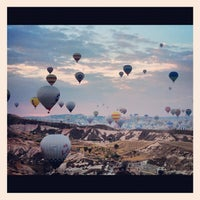 Photo taken at Cappadocia by Jackie R. on 10/10/2012
