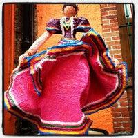 Foto tomada en Museo Nacional de Culturas Populares por Ricardo L. el 11/4/2012
