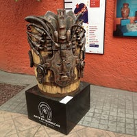 Photo prise au Museo Nacional de Culturas Populares par Ricardo L. le11/4/2012