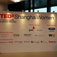 Photo taken at tedxshanghaiwomen by Lilly on 12/1/2012