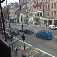 Photo taken at Knightsbridge by Abeer A. on 4/24/2013