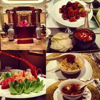 Photo taken at Shang Palace by Abeer A. on 9/5/2013