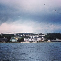 Photo taken at Shepler's Mackinac Island Ferry by Jason J. on 8/11/2013