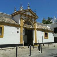 Photo taken at Palacio de las Dueñas by Nicolas M. on 7/26/2013