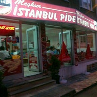 Photo taken at Meşhur İstanbul Pidecisi by Suat G. on 5/3/2013