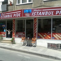 Photo taken at İstanbul Pide by Suat G. on 7/27/2013