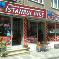 Photo taken at Meşhur İstanbul Pidecisi by Suat G. on 6/13/2013