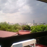 Photo taken at PUP 6th floor, west wing by Clarisse Anne L. on 7/5/2013