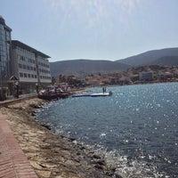 8/18/2013 tarihinde Merve L.ziyaretçi tarafından Mordoğan Sahil'de çekilen fotoğraf