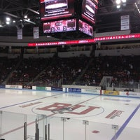 Photo taken at Agganis Arena by Cait C. on 11/11/2012