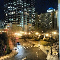 Photo taken at Hyatt Place Atlanta/Downtown by Stacy F. on 12/28/2012