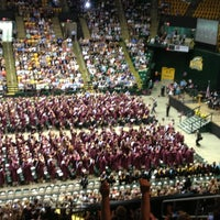 Photo taken at EagleBank Arena by Garrett W. on 6/14/2013