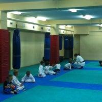 Photo taken at Детско-юношеский клуб боевых искусств by Ko D. on 9/16/2013
