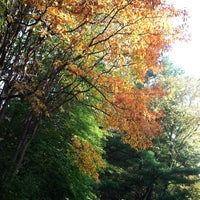 Photo taken at Thousand Trails Campground by Yvonne W. on 10/4/2013