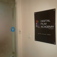 Photo taken at Digital Film Academy by Bulent D. on 12/21/2012