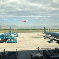 Photo taken at Da Nang International Airport (DAD) by Artem K. on 7/12/2013