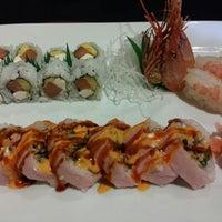 Das Foto wurde bei Sushi House von Thadd J. am 7/17/2013 aufgenommen