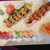 Das Foto wurde bei Sushi House von Thadd J. am 5/1/2013 aufgenommen